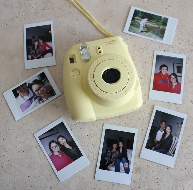 Review of Fujifilm Instax Mini 8