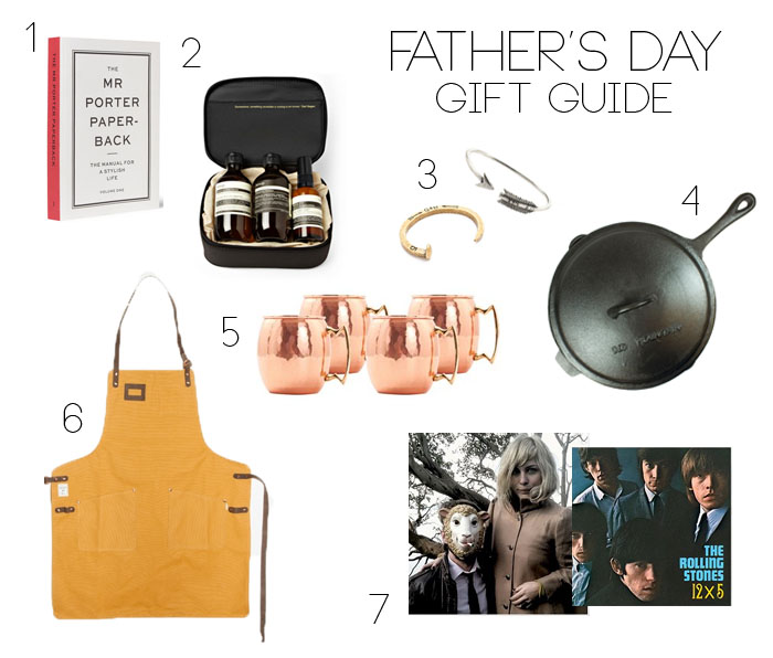 Fringe of the Cro | Father's Day Gift Guide 2014