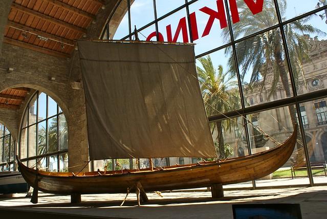 Drassanes, musée d'histoire maritime de Barcelone