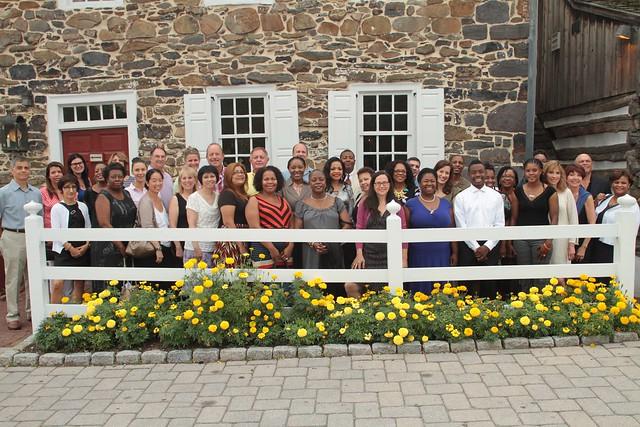 Cahn Fellows Gettysburg 2013