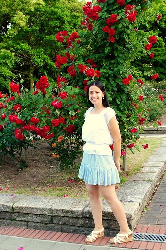 Shonai Ryokuchi Koen Roses 026r