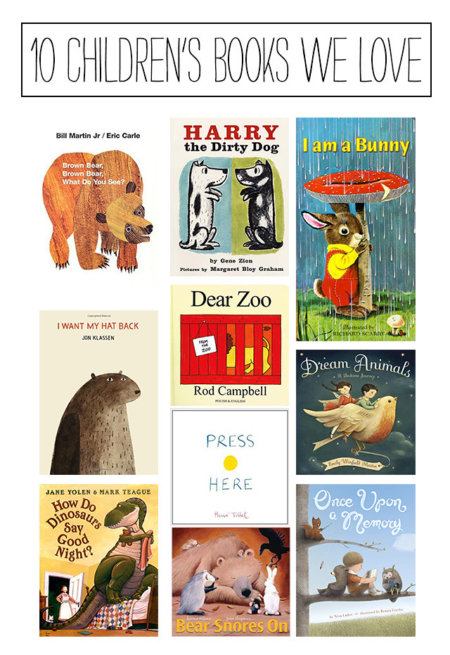 10 Childrens Books