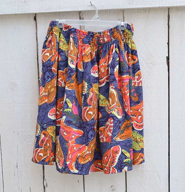Flirting the issue skirt