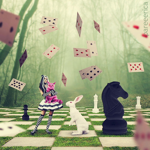 • Chess Anyone? •