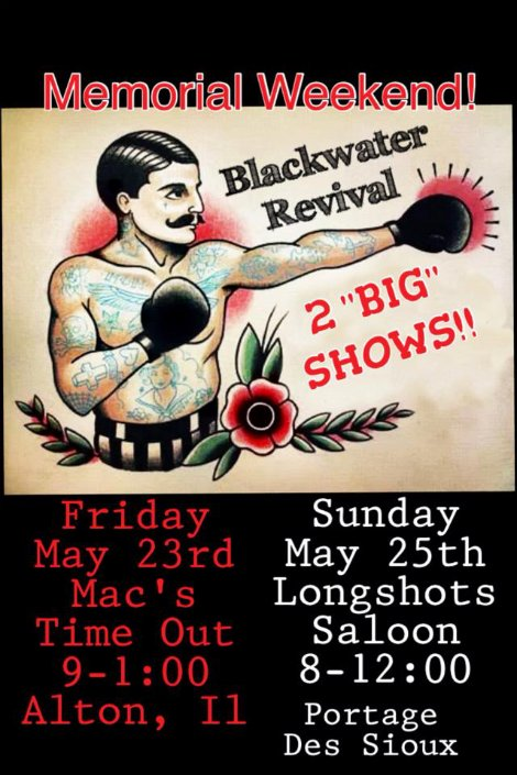 Blackwater Revival Weekend