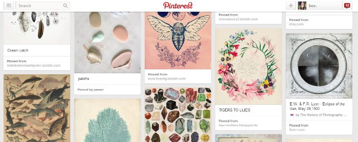 pinterest vivatramp how to start a creative project dissertation lifestyle blog