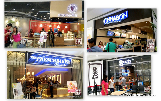 SM Megamall Mega Food Tour