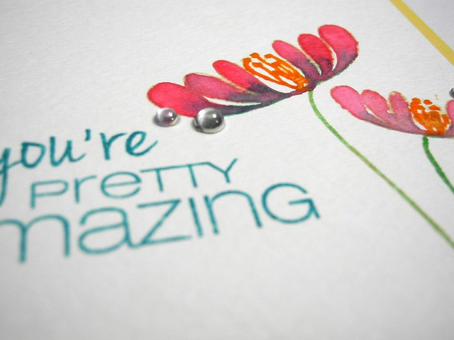 You're Pretty Amazing (detail)