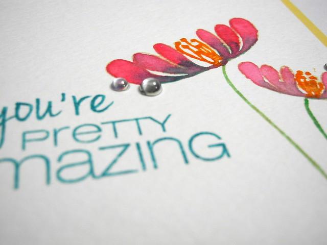 You're Pretty Amazing (detail)