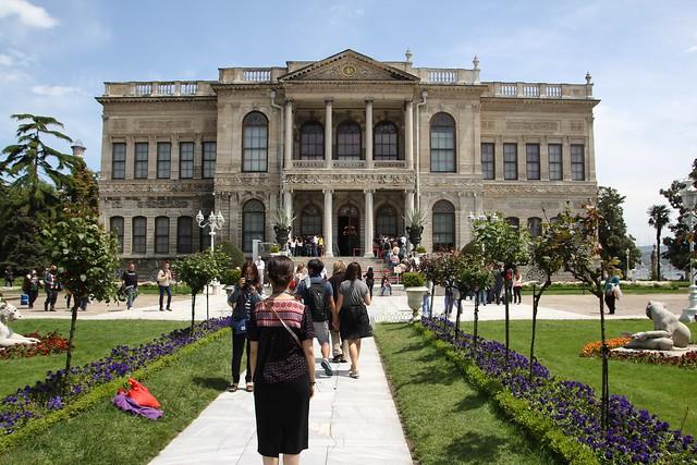246 - Dolmabahçe Sarayı