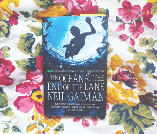 the ocean at the end of the lane neil gaiman book review lifestyle book blog uk