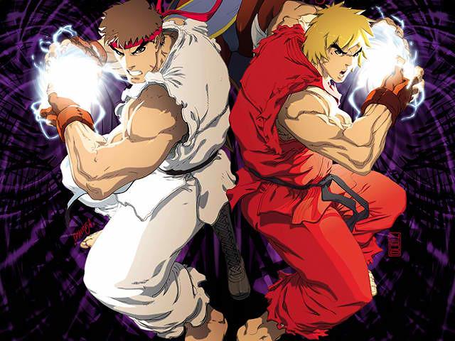 ryu-and-ken