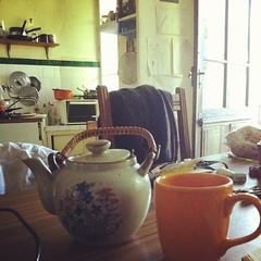 Morning fruity tea #ctfx