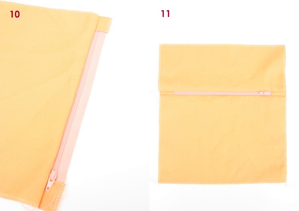 full-option kussen handleiding - step 10+11