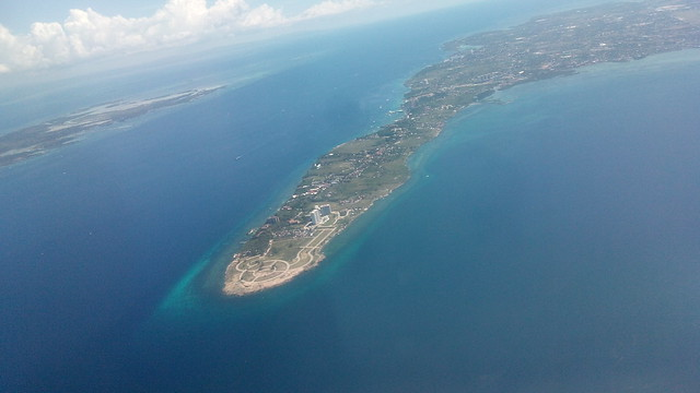 CAPTURED BY KAYA M1. Island in the Visayas region.
