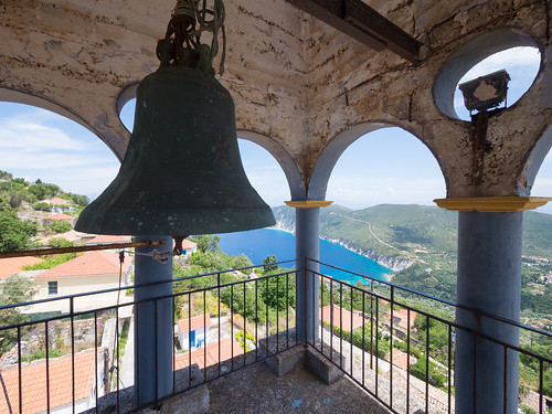 tower church island bell may greece belfry ithaca 2014 ionian ithaki exogi exoghi peloponnisosdytikielladakeio peloponnisosdytikielladakeionio