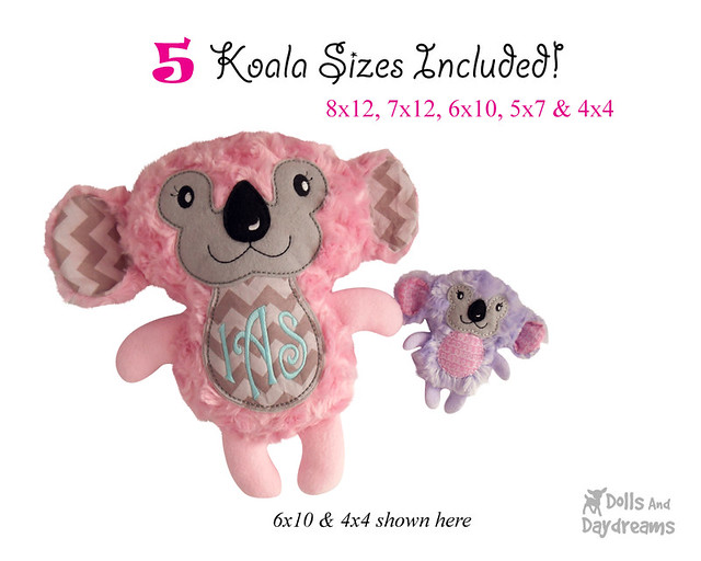 Koala ith pattern