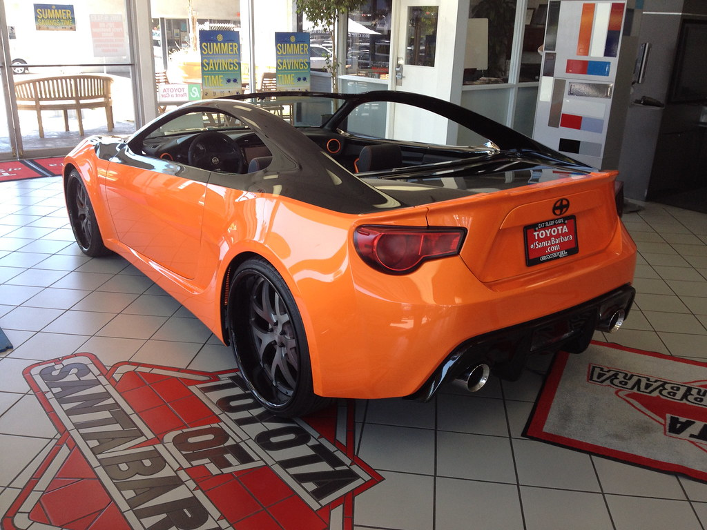 2015 convertible w/ photos of it at the dealer! - scion fr-s forum