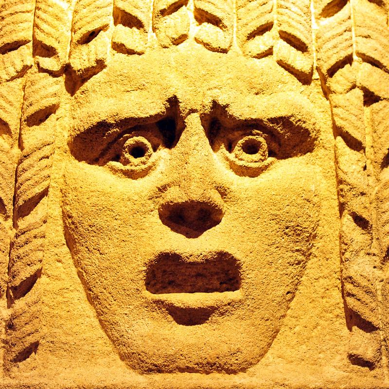 Vaison-la-Romaine Provence Département Vaucluse Musée Archéologique Théo Desplans Vasio Römerstadt Brigitte Stolle