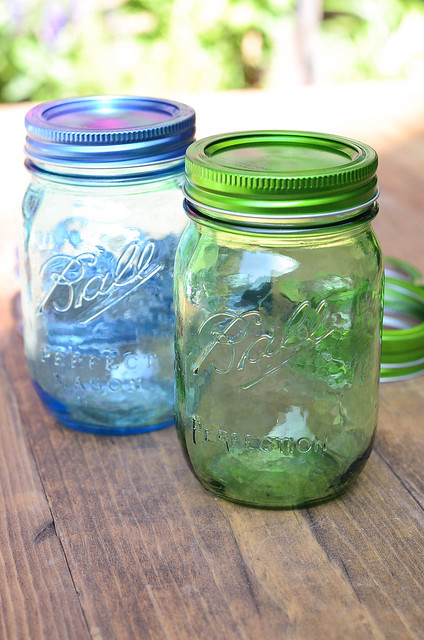 Ball Colored Lids and Heritage Spring Green Mason Jar Giveaway!-2954.jpg