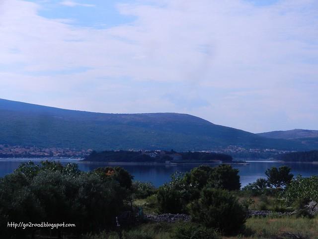 Остров Кошлюн возле города Пунат