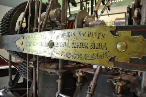 106 - Glasgow - musée des transports