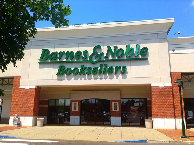 Barnes & Noble Booksellers, Barnes and Noble Book Store. 6/2014