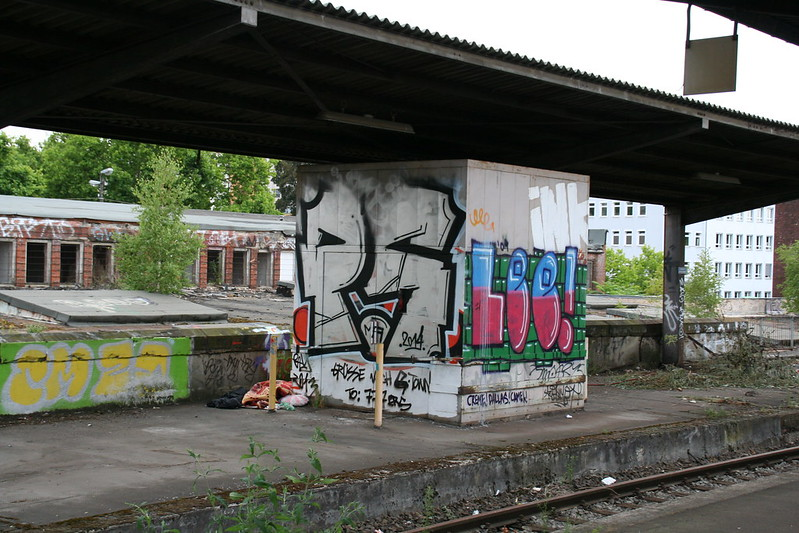 Frankfurt Ostbahnhof - PS, LEE