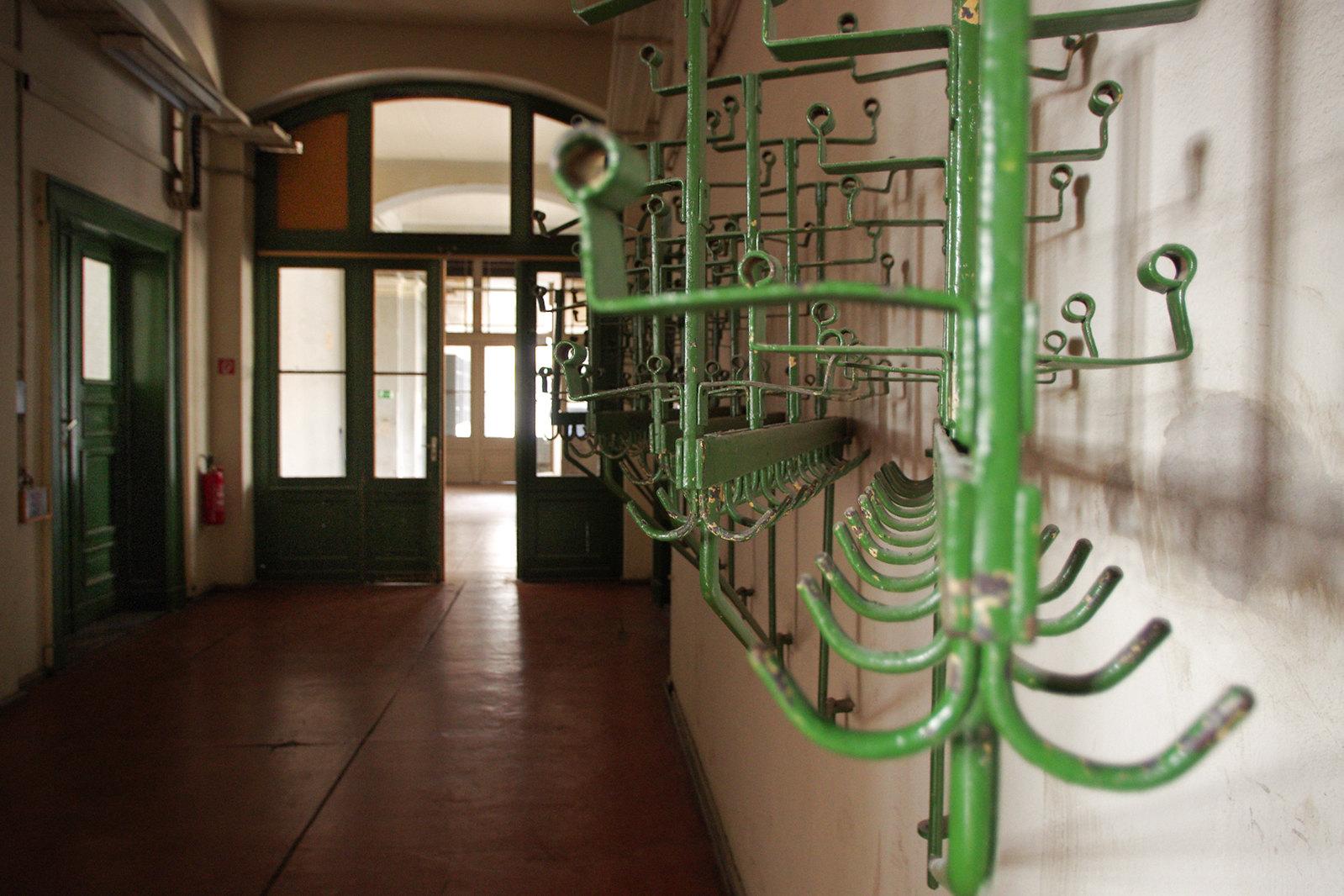 Visiter Berlin - L'institut de biologie