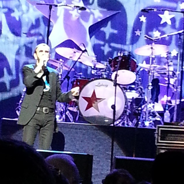 Oh yes...Ringo Starr ...da best!