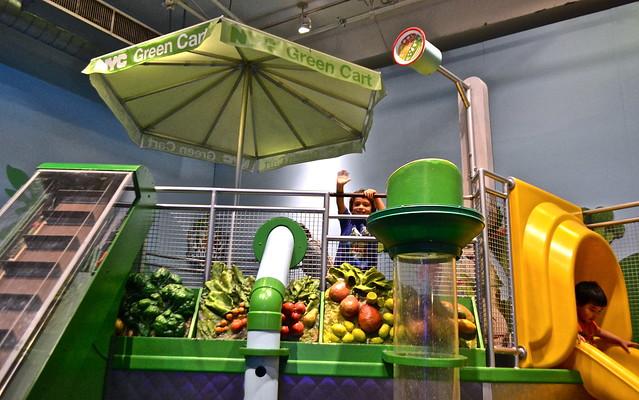 Children's Museum of Manhattan - playing