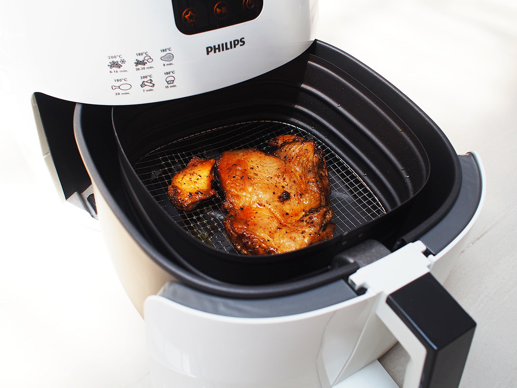 Air Is The New Oil With The Philips Airfryer Shiberty