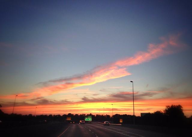 IPSEmpty Summer Sunsets Cloudporn