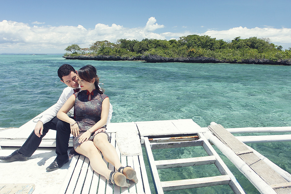 nalusuan island cebu engagement session, Cebu Engagement Photographer