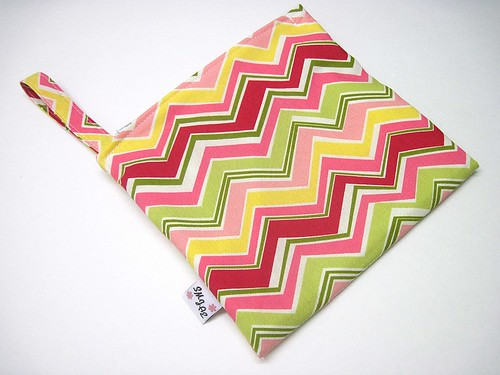New Size Chevron Wet/Dry Bag