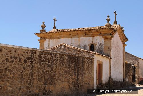 59 - провинция Португалии - маленькие города, посёлки, деревушки округа Каштелу Бранку
