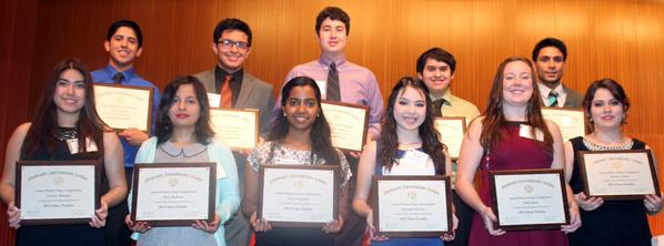 UIL Latino History Finalists