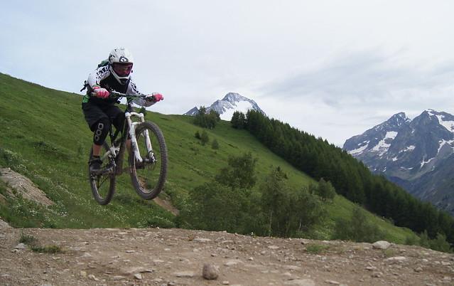 ijurkoracing Merida Pedalier Les 2 Alpes 35
