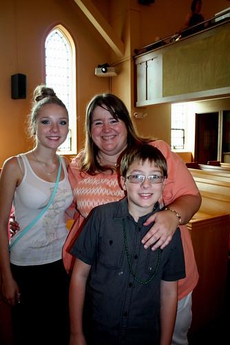 243/365 Lydia, Me, Kurt
