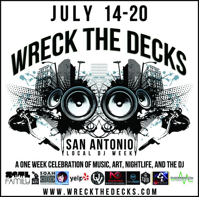 Wreck The Decks