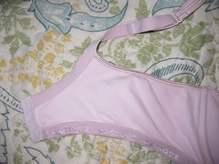 bra without fix to keep straps from sliding off my shoulders.
