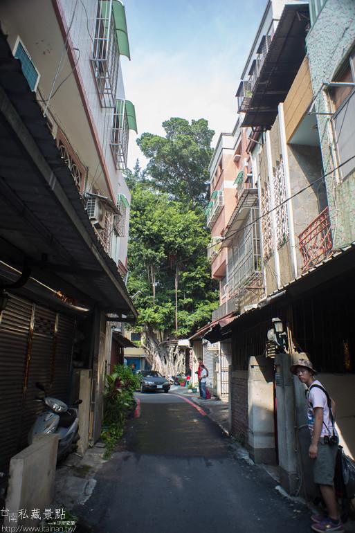 台南私藏景點--精忠三村 (16)