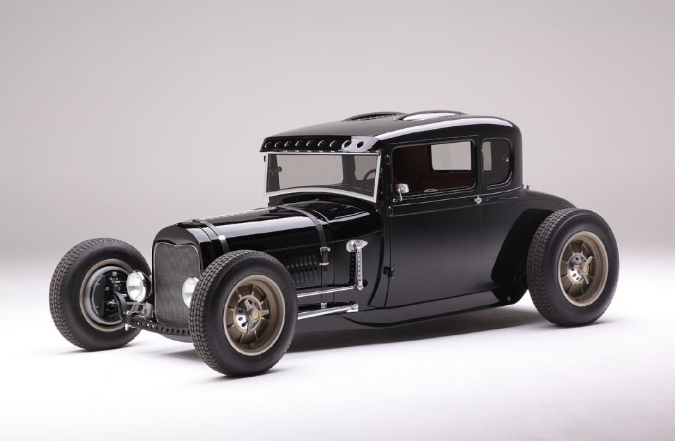The Amazo Effect: 1929 Ford Coupe - The Eischen Factor on 1929 ford model a ammeter diagram, model a brakes diagram, model t diagram,