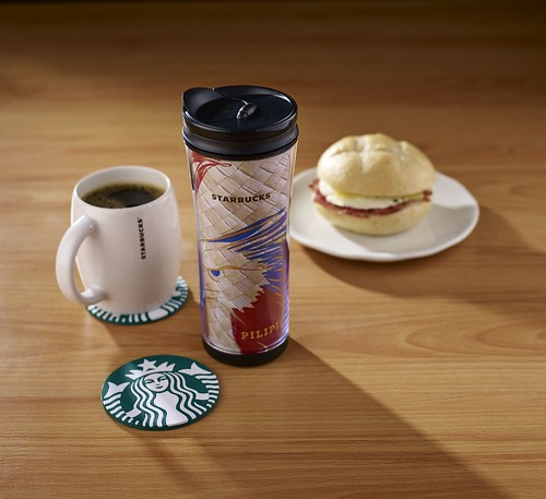 Philippine Starbucks Card Tumbler Lifestyle