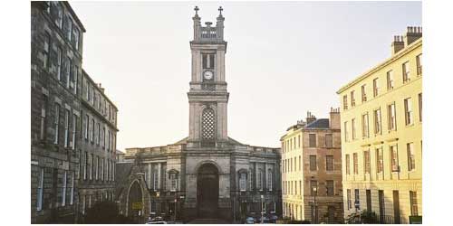 GTA producer purchases a church in Edinburgh
