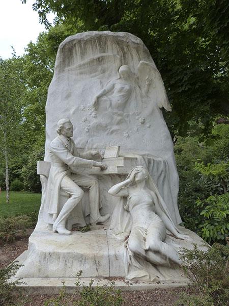 monument à Chopin