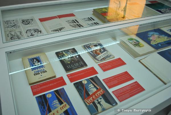 25 - Maria Keil - выставка в Каштелу Бранку