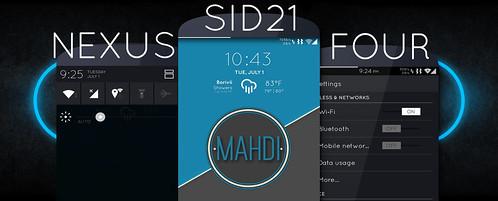 Nexus 4 - Mahdi
