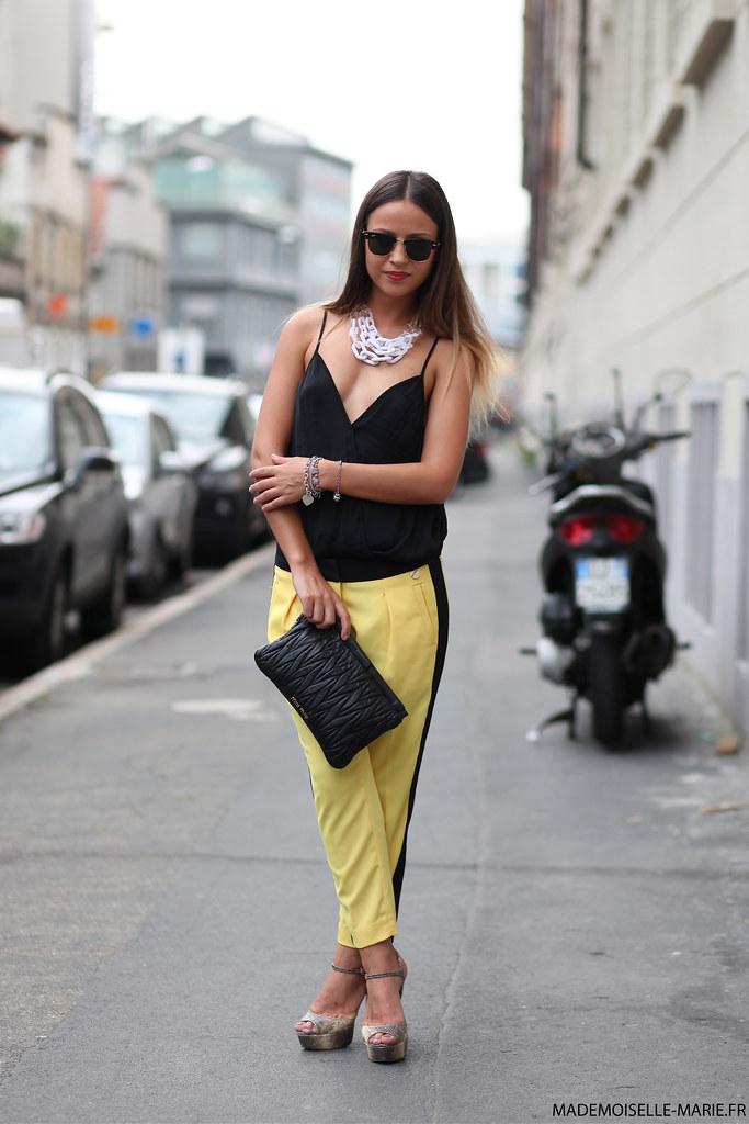 Susanna Casali at Milan Fashion week Menswear day 3