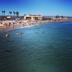 Summer. #santacruz #california #sunshine #beach